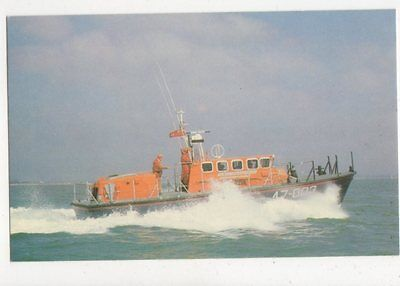 Tyne Class Self Righting Lifeboat Postcard 449a
