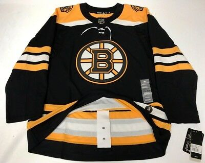 255e7f91a55 BOSTON BRUINS size 46   sz Small - ADIDAS NHL HOCKEY JERSEY Climalite  Authentic