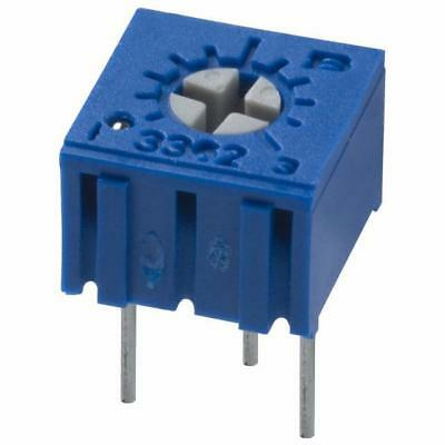 Bourns 3362 series trimmer potentiometer trimpot 150 Ohms, Top Adjust