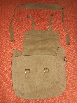Great Britain: 1944  WWII  Small Backpack  Haversack
