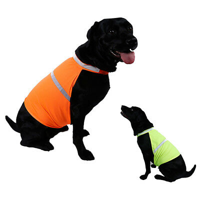 Puppy Hunting Vest Adjustable Pet Reflective Vest Dog Safety Jacket Vest Exotic