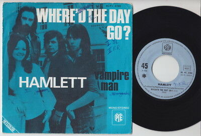 HAMLETT * UK 1972 GLAM FREAKBEAT * French 45 * Listen!