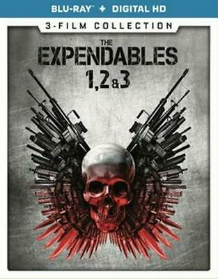 Expendables 3 Film Collection - Blu-Ray Region 1 Free Shipping!