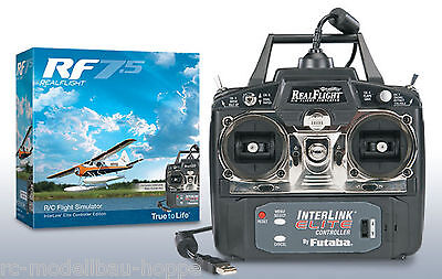 Greatplanes Realflight RF 7,5 Interlink Elite Controller GPMZ4520