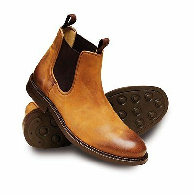 Laksen Chelsea Boots in Leather