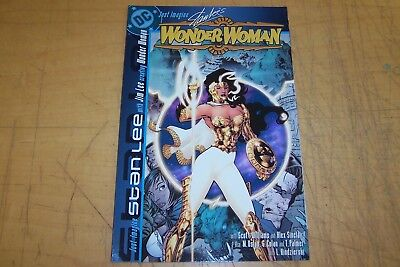 Dc Comics Just Imagine Stan Lee's Wonder Woman G/n 2001