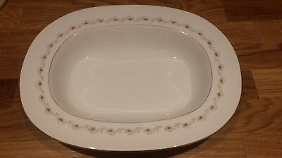 Coalport Harrington Red Serving Dish Excellent Condition