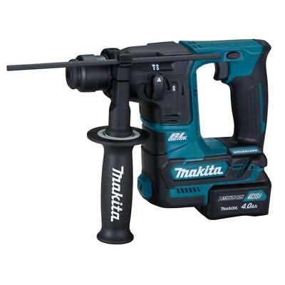 Makita marteau-perforateur sans fil SDS-PLUS 10,8 V HR166DSMJ 2 Batteries 4,0 Ah