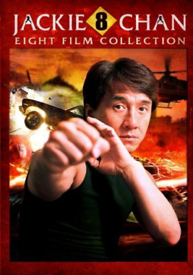 Jackie Chan 8 Film Collection (2Pc) / (2Pk)  Dvd New