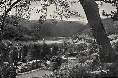 Postcard - Glendalough - View