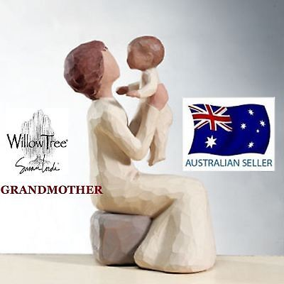 Willow Tree GRANDMOTHER Figurine By Susan Lordi By Demdaco BRAND NEW IN BOX