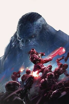 Halo Rise Of Atriox #1 (Of 5)