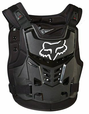 Fox Racing Mens Proframe LC Roost Deflector