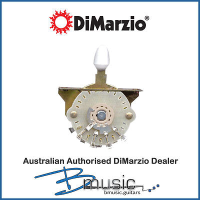 NEW DiMarzio EP1104 5-way Slide Style Pickup Selector Switch