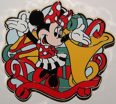 Disney Soundsational Parade Minnie Mouse Mystery Pin