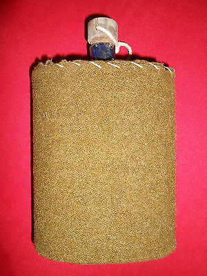 BRITISH ARMY: WWII British P37 Original   Army Water Bottle & Wool Cover