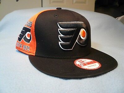 reputable site 01440 ee9c0 New Era 9Fifty Philadelphia Flyers Panel Pride Med-Lg Snapback BRAND NEW hat  cap