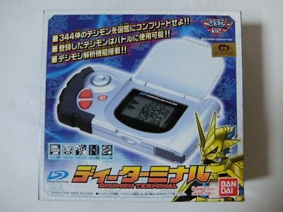 Digimon Adventure 02 D-Terminal Bandai Digimon Terminal NEW Rare!