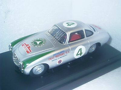 1:24 CARTRONIC Mercedes Benz 300 SL no. 4 Item no. 31001A