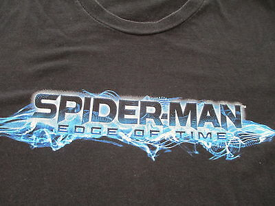 Spider Man Edge Of Time Beenox Activision Blizzard T Shirt XL X-Large XXL 2XL