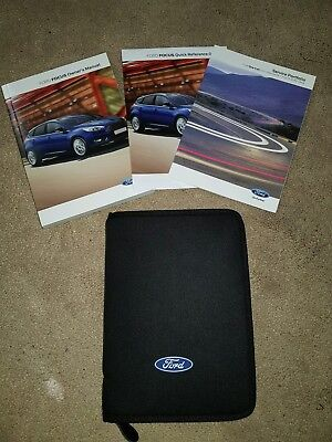 Ford sync owners manual
