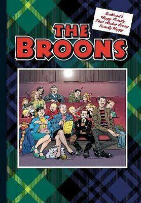 The Broons Annual 2018 (Annuals 2018) by Parragon Books Ltd Book The Cheap Fast