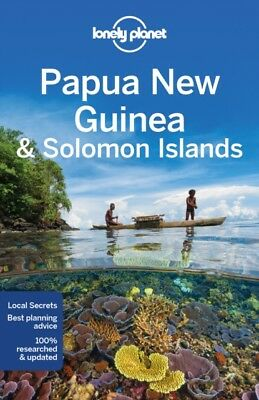 PAPUA NEW GUINEA & SOLOMON ISLANDS, Lonely Planet, Brown, Lindsay...