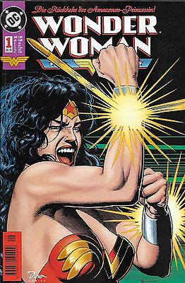 Wonder Woman Nr.1 / 1998 Mike Deodato Jr. / Dino Comics