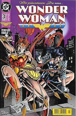 Wonder Woman Nr.3 / 1998 Mike Deodato Jr. / Dino Comics