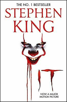 It: film tie-in edition of Stephen King's IT by King, Stephen Book The Cheap