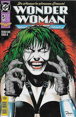 Wonder Woman Nr.5 / 1998 Mike Deodato Jr. / The Joker