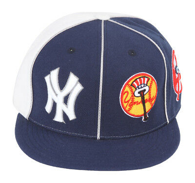 ad1cfd666d5 MLB AMERICAN NEEDLE New York Yankees Cooperstown Collection Fitted ...