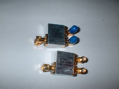 2PC Directional Right Angle Coaxial RF Coupler SMA Connector 1850-1910 MHz BOX3S