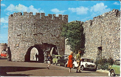 Wales: Tenby, Pembrokeshire - Posted 1973