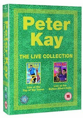 Peter Kay - Live At The Top Of The Tower / Live At The Bolton Alb... - DVD  3MVG