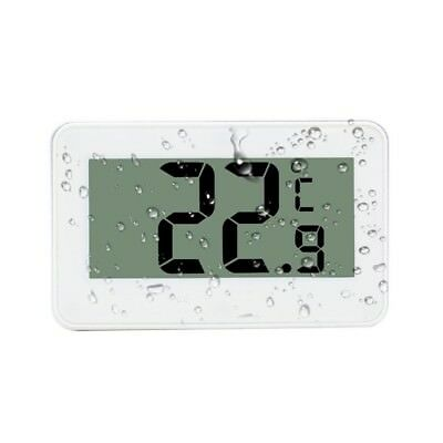 High Precision Waterproof Electronic Thermometer Fridge Thermometer Frost Alarm.