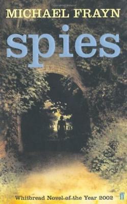 Spies - Michael Frayn - Faber & Faber - Acceptable - Paperback