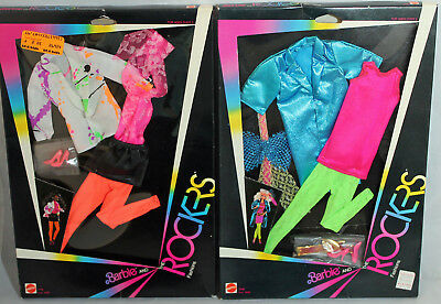 Barbie and the Rockers Fashions Outfit - 2690,1176