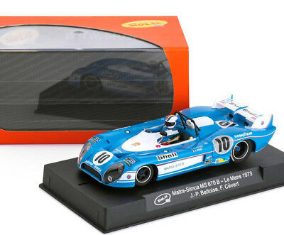 Slot.it Matra Simca MS670B Le Mans 1973 Slot Car 1/32 SICA37A