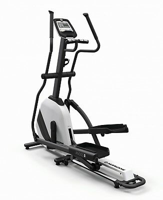 Horizon Fitness Elliptical Ergometer Elliptical Trainer Andes 3 White