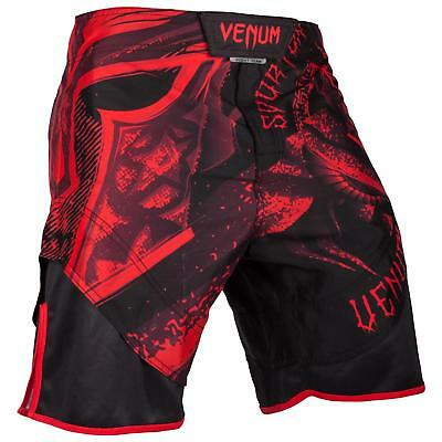 Venum Gladiator 3.0 Fightshorts Board Shorts Black/Red MMA Thai Boxen Kickboxen