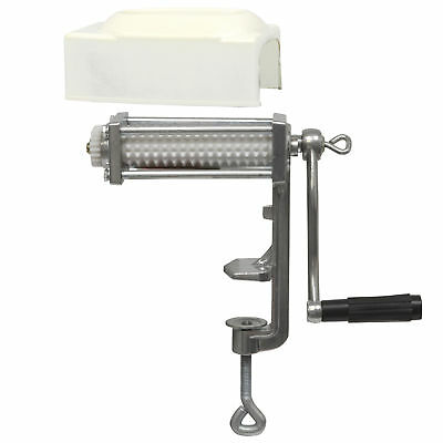 Sportsman Series Cast Iron Meat Cuber Tenderizer Manual Clamp On Hand Crank Tool
