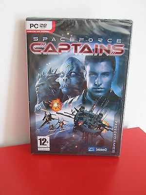 Spaceforce Captain - JEU PC VF - NEUF SOUS BLISTER !!!
