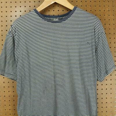 e753e12ef6 vtg 90s GAP striped t-shirt XL vaporwave surfer stripes skater distressed  grunge