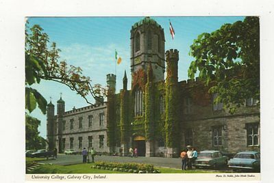 University College Galway City Ireland 1992 Postcard 454a