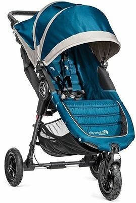 Baby Jogger City Mini GT Compact All Terrain Single Stroller Teal NEW