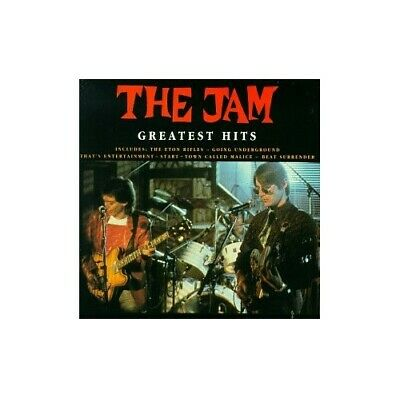 Jam - Greatest Hits - Jam CD 1UVG The Cheap Fast Free Post The Cheap Fast Free