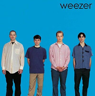 Weezer - Weezer (The Blue Album) - Weezer CD AWVG The Cheap Fast Free Post The