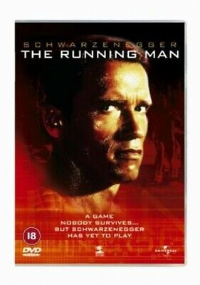 The Running Man [1987] [DVD] [1988] - DVD  GUVG The Cheap Fast Free Post
