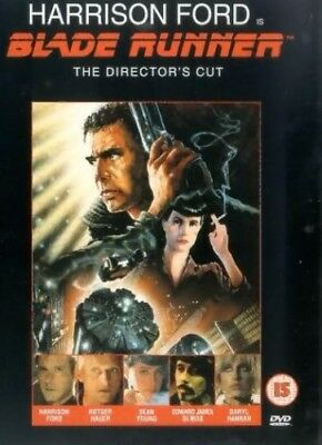 Blade Runner (The Director's Cut) [DVD] [1982] - DVD  XUVG The Cheap Fast Free